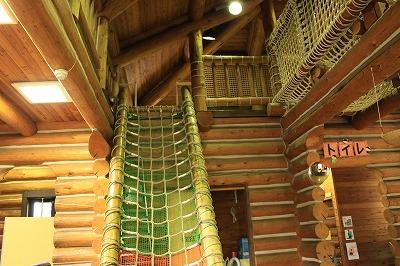 いずみ台公園こどもログハウス(横浜市の室内遊び場・アスレチック)